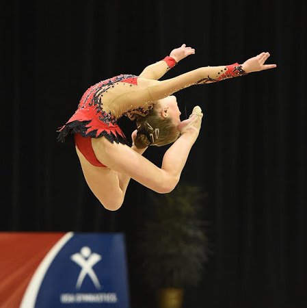 Competitive Rhythmic Gymnastics