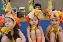"""Happy Chickens"""