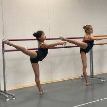 Ballet, Level 7.