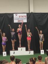 Level 7, Sasha 2 new, Vera -3rd place
